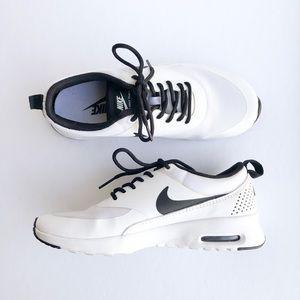 Nike Air Max Thea - White/White-Black
